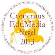 Comenius EduMedia Siegel 2013