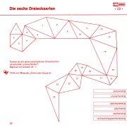 Geometrie verstehen A: Dreiecksarten