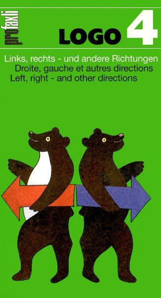Logo 4: Links, rechts – und andere Richtungen