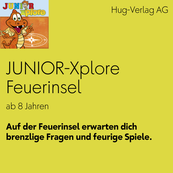 JUNIOR Xplore Feuerinsel