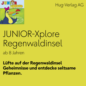 JUNIOR Xplore Regenwaldinsel