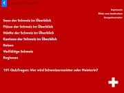 Geografie Schweiz: Inhalt