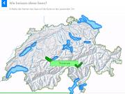 Geografie Schweiz: Seen der Schweiz