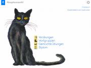 Katze mit tz: Hauptauswahl