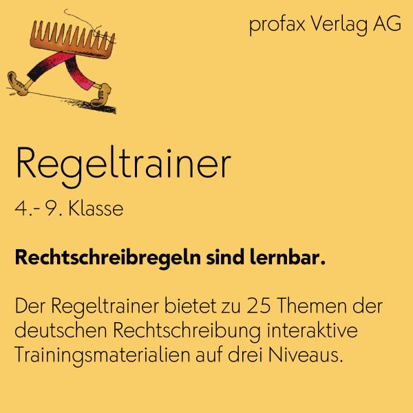 Regeltrainer