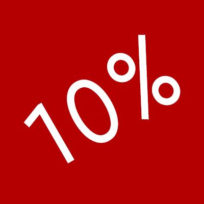 Training mit 10% Rabatt