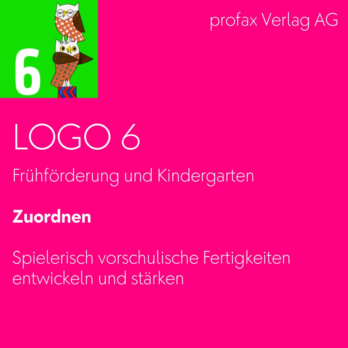 LOGO 6 – Zuordnen